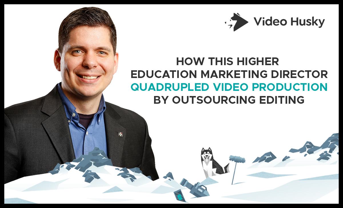 Higher Marketing Education Strategies: Michael Blankenship