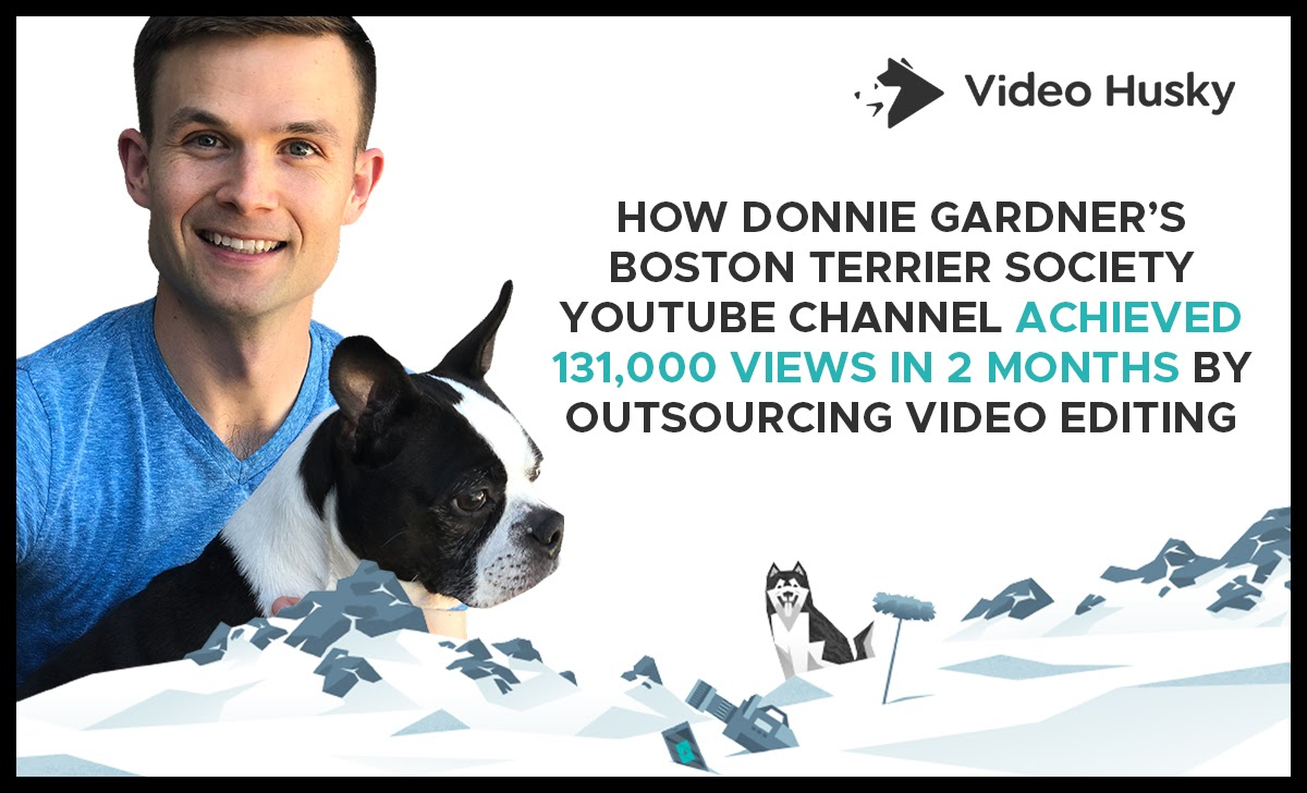 Donnie Gardner: Boston Terrier Society